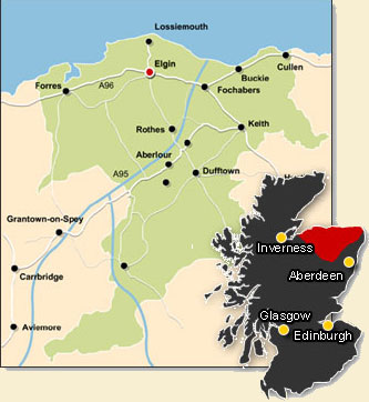 Self Catering Elgin Holiday Cottage Elgin Self Catering Moray Travel